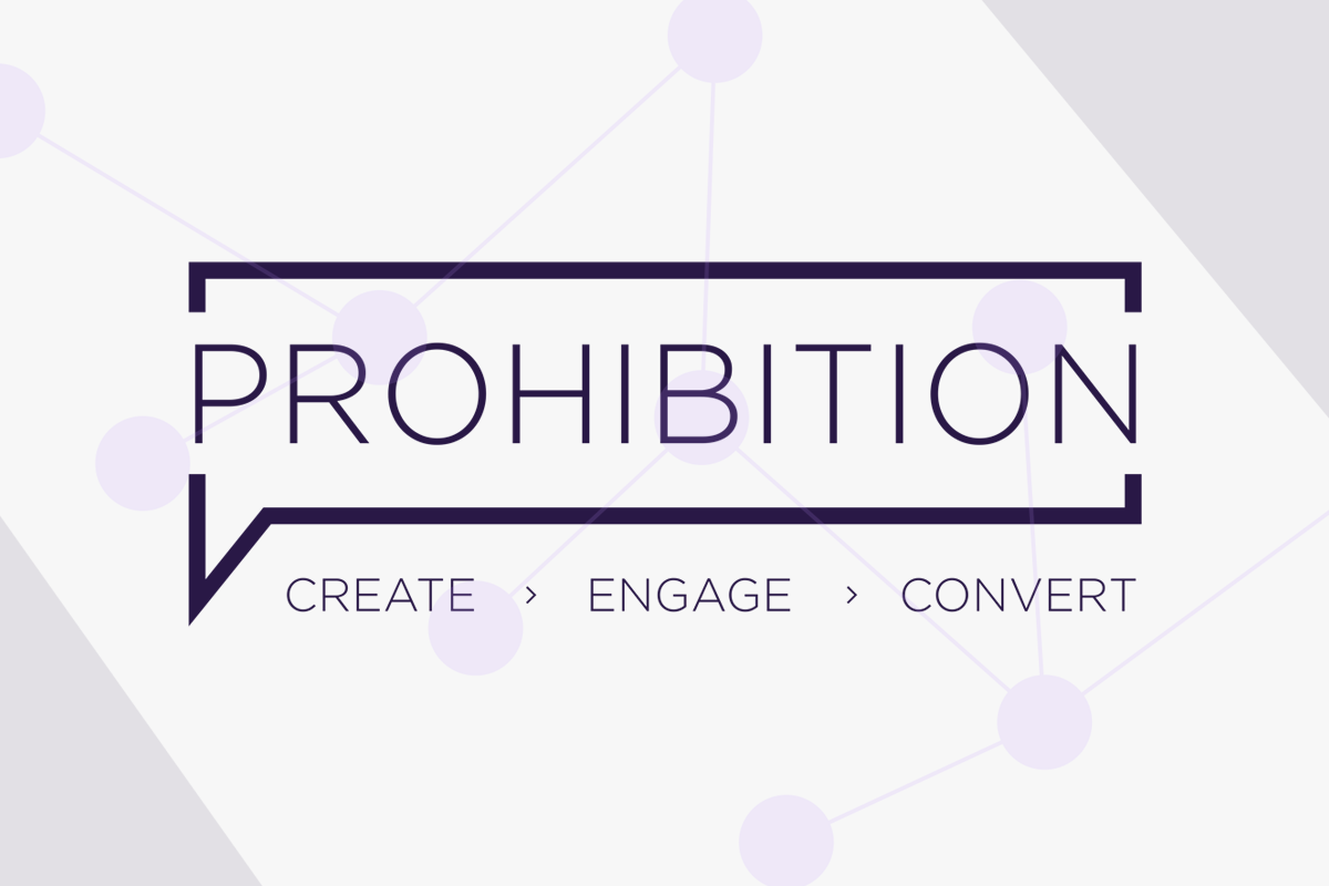 Prohibition launches Social Media Timeline for 2020