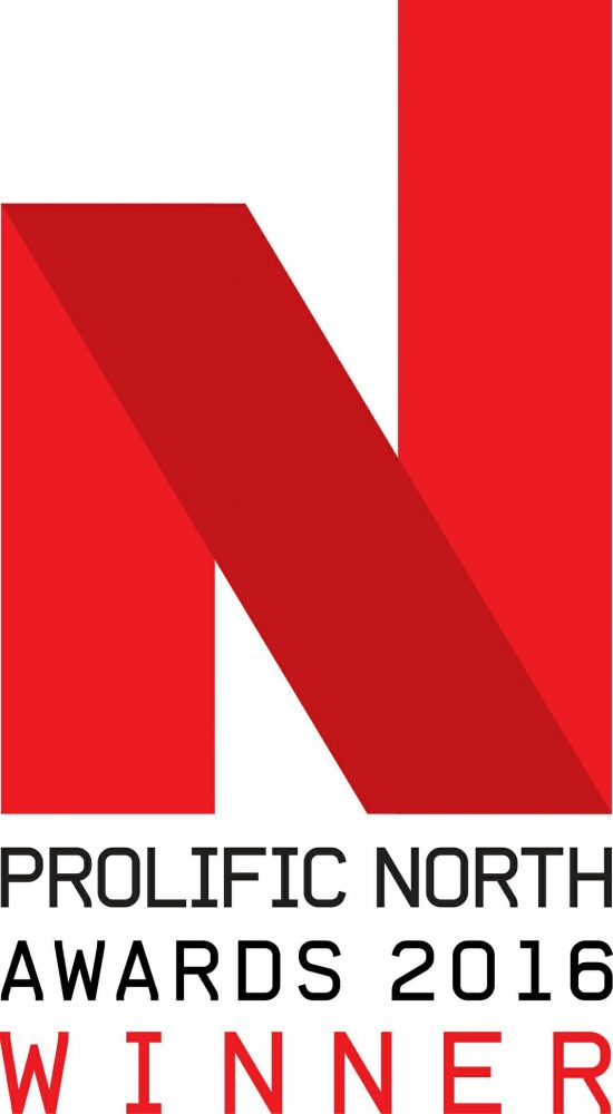 Prolific North Winner Badge
