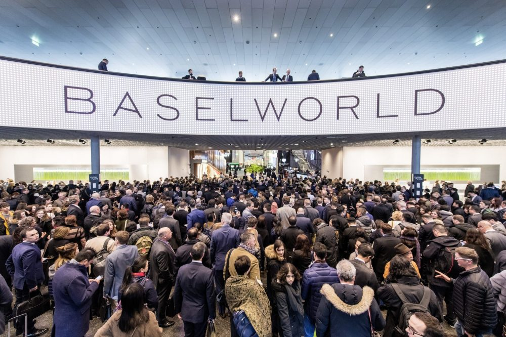 SIHH and Baselworld with Watches of Switzerland