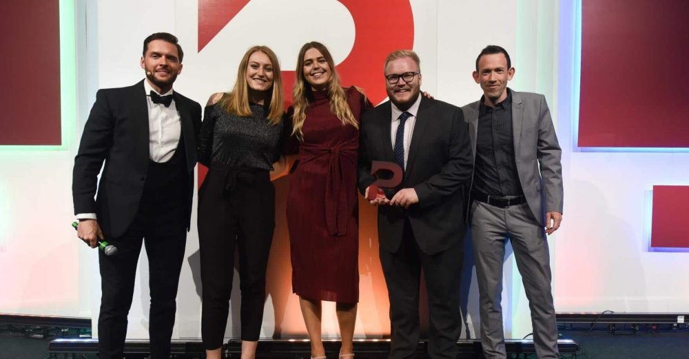 Prohibition Scores Double Win at the Prolific North Awards