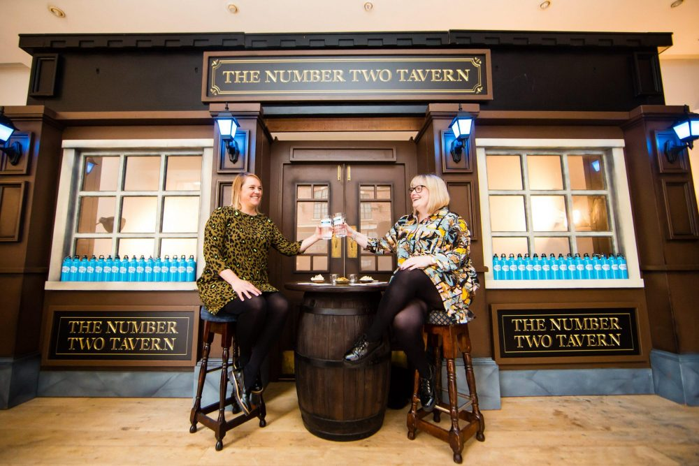 Prohibition PR launch the world's first poo powered pub